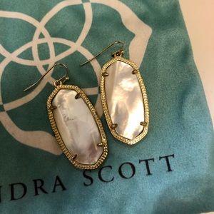 Kendra Scott Elle Gold Drop Earring